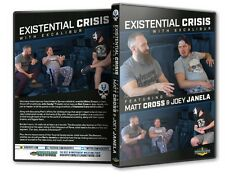 Existential Crisis with Excalibur - Matt Cross and Joey Janela DVD-R, PWG CZW