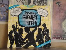 """TELEVISION'S GREATEST HITS - 12"""" MAXI SINGLE JETSONS THEME TVT 5005"""