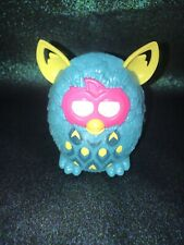 Small Collectible Furby Figure (McDonalds Happy Meal Toy) Rocks Back And Forth