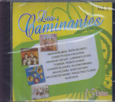 CD - Los Caminantes NEW 15 Exitos Vol. 3 - FAST SHIPPING !