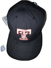 Vtg 90s Toledo Mud Hens New Era Major League Pro Model Snapback Hat Cap USA Made