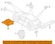 SUBARU OEM Airbag Air Bag-RCM SDM ACM Restraint Control Module 98221SG001