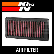 K&N High Flow Replacement Air Filter 33-2881 - K and N Original Performance Part