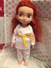 "Fits Disney Animators 16"" Toddler Doll Clothes Taekwondo Clothes Top Pants NEW"