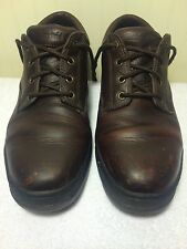 Timberland Men's Shoes 10.5 M Low Cut Brown Leather Dress Oxford 61080 0422