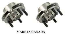 Wheel Bearing and Hub Assy Front Precision Automotive SET OF TWO MADE IN CANADA