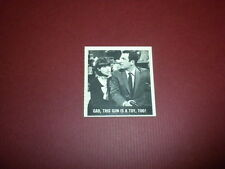 GET SMART card #15 Topps 1966 Printed in U.S.A. DON ADAMS BARBARA FELDON TV
