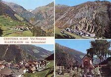 Alte Postkarte - Certosa m. 1327 Val Senales - Karthaus im Schnalstal