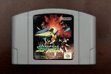 Nintendo 64 Star Fox 64 Japan N64 game US Seller