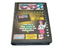 ## CDX Pro V1 ~~ Mega-CD Importadapter für NTSC Spiele in OVP ##