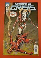 Heroes in Crisis 03 Okt./2019  DC Comic   ungelesen