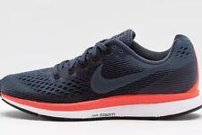 Nike Air Zoom Pegasus 34 Azul Fox/Black Crimson Reino Unido 8 Nuevos Y En Caja Para Hombre 880555 403 Runnin