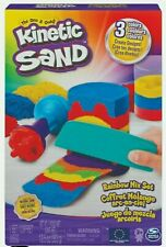 Kinetic Sand Rainbow Mix Set - Spin Master Free Shipping!