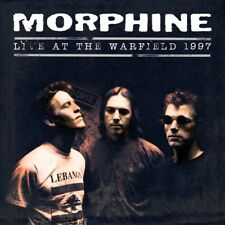 MORPHINE - Live at the Warfield 1997 NEW SEALED 2 LP set LIMITED Numbered