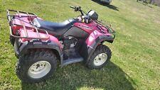 2004 Honda 500 Atv Used. W/ snow plow