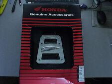 NOS Honda Deluxe Backrest Trim 06-08 VTX1300 06-08 VTX1800 08F75-MCV-100B