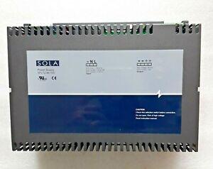 SOLA POWER SUPPLY SFL12-48-100 INPUT 115/230 VAC OUTPUT 48VDC NEW