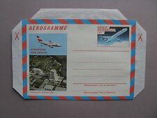 AUSTRIA, ill. prestamped aerogramme mint, Kurzentrum  Wien-Oberlaa