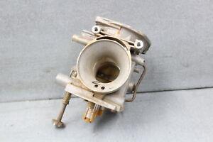 1989-1996 Suzuki Gs500 e Carburetor Body # 2 Right Side Mikuni OEM