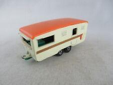 Matchbox Lesney 57 Eccles Caravan red axle cover