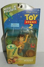 Disney Toy Story 2 Rescue Launchin' Sheriff Woody figure