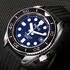 Sharkey SBDX001 mechanical automatic stainless steel diver WR 300M  Men's watch