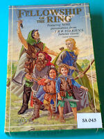 Lord of The Rings - Mithril - The Fellowship of the Ring Incomplete - Metal SA43