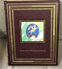 Annette, Luc Vezin / EASTON PRESS KANDINSKY AND THE BLUE RIDER 1992
