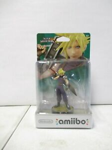 2017 Nintendo Amiibo Super Smash Bros Cloud