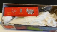 Roundhouse MDC HO' Old Time V&T125th Anniversary Boxcar Kit NIB