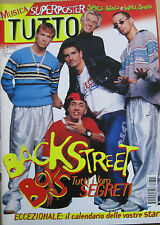 TUTTO 1 1998 Backstreet Boys Spice Girls Grignani Metallica Enya Sottotono Verve