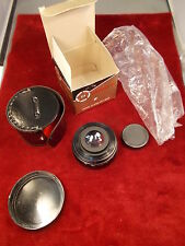 #203 ESTATE FIND, NEW OLD STOCK VINTAGE STAR-D 49mm ZOOM CLOSE-UP LENS, MINT