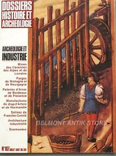 Dossiers histoire et archéologie n°107 - 1986 - Mines des Cévennes - Poter Arras