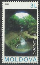 Cept 2001 ** 388 Moldawien Einzelmarke Postfrisch siehe scan