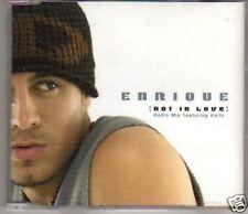 (D883) Enrique, Not In Love - DJ CD