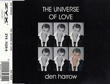 DEN HARROW : THE UNIVERSE OF LOVE / CD - TOP-ZUSTAND