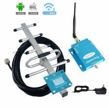GSM 2G 3G 4G 850MHz Band 5 Cell Phone Signal Booster ATT Verizon US Cellular FDD