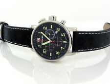 WENGER 01.1243.104 MEN SWISS MADE CHRONOGRAPH SAPPHIRE *SUPER CLEARANCE SALE*