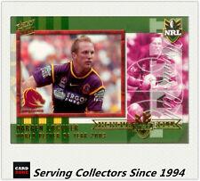 2004 Select NRL Authentic Honour Roll Hr4 Luke Priddis 2003 Churchill Medal