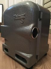 Stunning Vintage Weimar 3 - 8mm Movie Film Projector, Solid Metal Body in Case