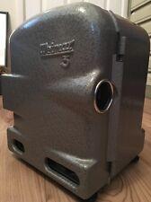 Impresionante cosecha Weimar 3 - 8mm proyector de películas de cine, cuerpo de metal sólido en caso