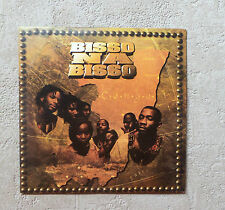 "CD AUDIO / BISSO NA BISSO ""BISSO NA BISSO / L'UNION"" CDS 1998 2T V2 VVR5005223"