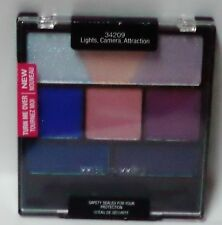 Wet N Wild Color Icon Eye Shadow Medley Compact Set Luces Cámara Atracción