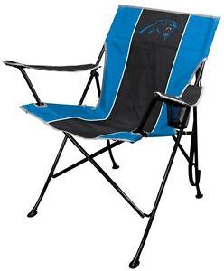 Carolina Panthers Camping Chair Tailgate