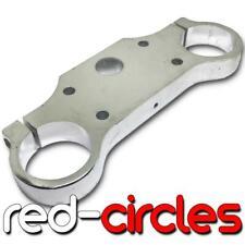 Cromo 45mm Pit Bike Tenedor Abrazadera Superior ajusta 50cc 110cc 125cc pitbikes