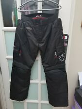 Oxford Siren Ladies Textile Waterproof Motorcycle Jeans - Small 18, Short Leg