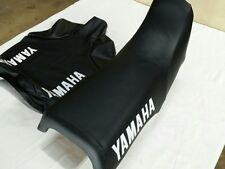 YAMAHA(n11)  IT200 L/N/S 1984 TO 1986 MODEL SEAT COVER BLACK (Y104)