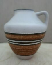 vintage retro mid century STEULER Keramics West Germany small 10cm jug VASE 4321