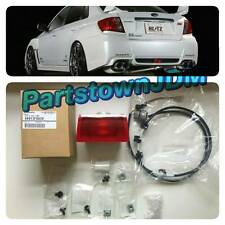2011 - 2014 Subaru WRX STI JDM genuine OEM rear fog light lamp kit GVB GRB