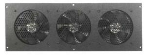 Coolerguys Cabcool1203 Three 120mm Fan Cooling Kit w/thermal controller